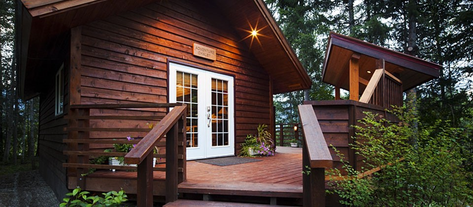 Custom Built Cabins