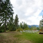 Wedding Setting Golden BC