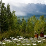 Outdoor Wedding in Golden B.C.