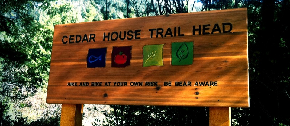 Wilderness trails at your doorstep!