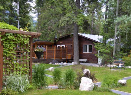 cedar house chalets gardens