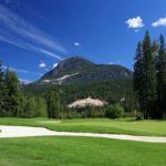 golfing in golden bc