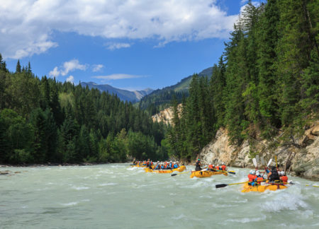 get a deal on rafting when you book with us